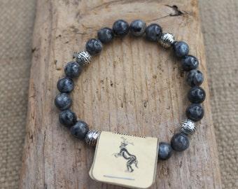 Healing Bracelet-Labradorite