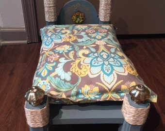 Shabby Chic Dog Bed
