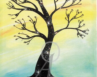 painted tree limited edition