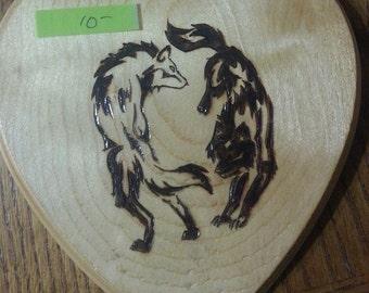 Ying Yang wolves
