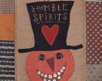 Indygo Junction - Humble Spirits Craft Book - Tamata Vandergriff