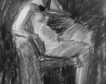 Proserpina - Sketch