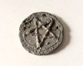 Old Pentagram Pentacle Talisman