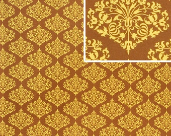 Amy Butler Midwest Modern 2 - Park Fountains AB24 brown - 1 yard