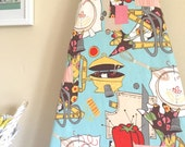 Ironing Board Cover - Sew Retro Alexander Henry