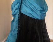 Customisable Grand Bustle Overskirt