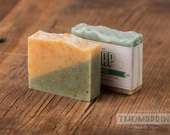 Sourpuss Soap   Lemongrass Soap   Calendula Soap   Vegan Soap   Essential Oil Soap   Handmade Soap   Homemade Soap   Cold Process Soap