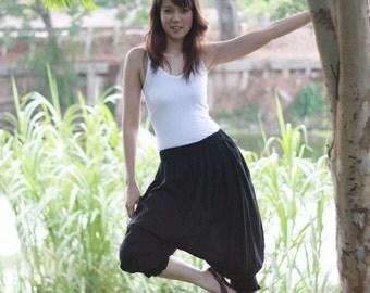 SALE 25 USD--PN010--Cotton Harem pants