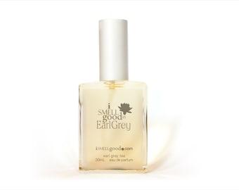 Earl Grey Tea Eau de Parfum - edp Perfume Spray - Tea Scented Fragrance
