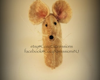 Handmade Primitive Country Mice | Field Mice |Mice Ornaments | City Mice