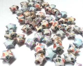 55 Origami Lucky Stars - Sweet Assortment