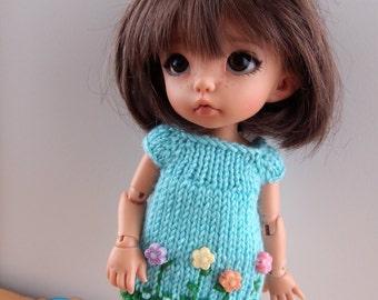 Floral dress Middie Blythe Pukifee Person Secretdoll Lati Yellow Mui chan Enyo