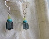 Boho lady earrings
