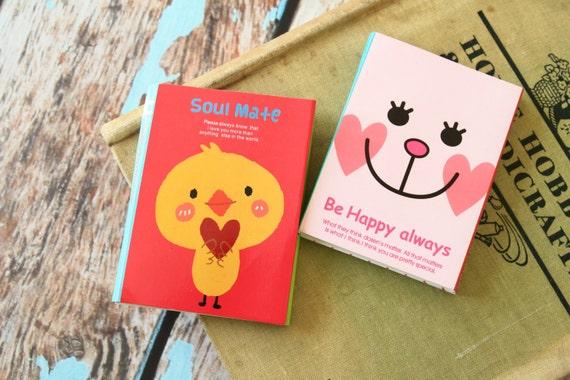 Artbox cartoon animal Sticker Notes