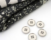 Antique Silver/Nickle Metal Buttons