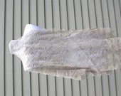 Estonian Lace with Nupps, Knitted Shawl, Maikell Shawl, Ships from NH