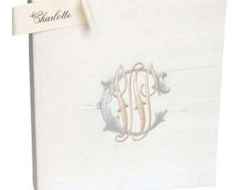 Wedding Album and Scrapbook - Charlotte