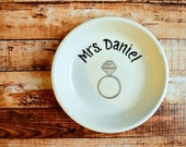 Personalized Engagement Gift for the Bride