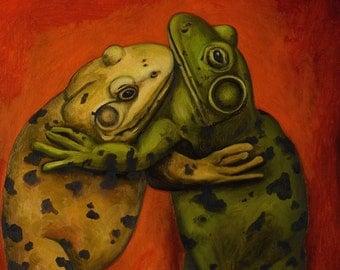 Frog Dancers