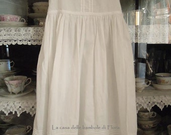 Antique Christening Petticoat 1900s circa Edwardian