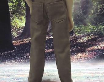 45cm Khaki Pants MSD BJD