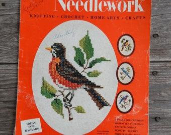 Spring Summer 1956 McCall's Needlework