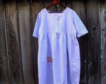 Rustic French Country Dress/ Mori Girls Free US Shipping
