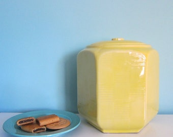 Yellow Cookie Jar - Shawnee Cookie Jar
