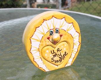 U R My Sunshine Love Chunk