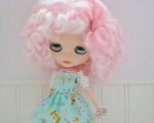 BLYTHE Dress  *I Love Candy*  by Sweet Petite Shoppe