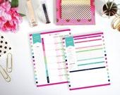 Blog Planner Printable, Social Media Planner, Blog Planner Kit, Printable Blogging Planner, Blog Organizer, Blogger Planner, Letter Size