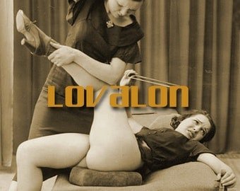 MATURE... Naughty Music Lesson... Deluxe Erotic Art Print... Vintage Nude Photo... Available In Various Sizes