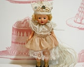 Meet Rosie: A Delectable Vintage Fairy Doll With Feather