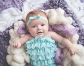 Baby Headband - Baby Girl Headbands - Newborn Headband -  Baby Shower - Baby Girl Headbands - Infant Headband