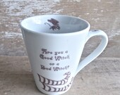 MISTAKE MUG, Are You A Good Witch Or A Bad Witch Mug, Ozma Wicked Witch of the West, East,  Wizard of Oz Coffee Mug,