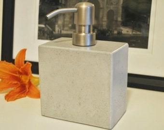 Concrete Soap Dispenser / Concrete Soap Pump / Kitchen Soap Dispenser Pump / Liquid Soap Dispenser
