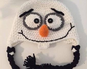 Silly Frozen Snowman