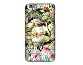 iPhone 6 plus case - iPhone 6 plus cover - iPhone case - Floral iPhone case - 6 plus case - Phone case - Cell Phone case