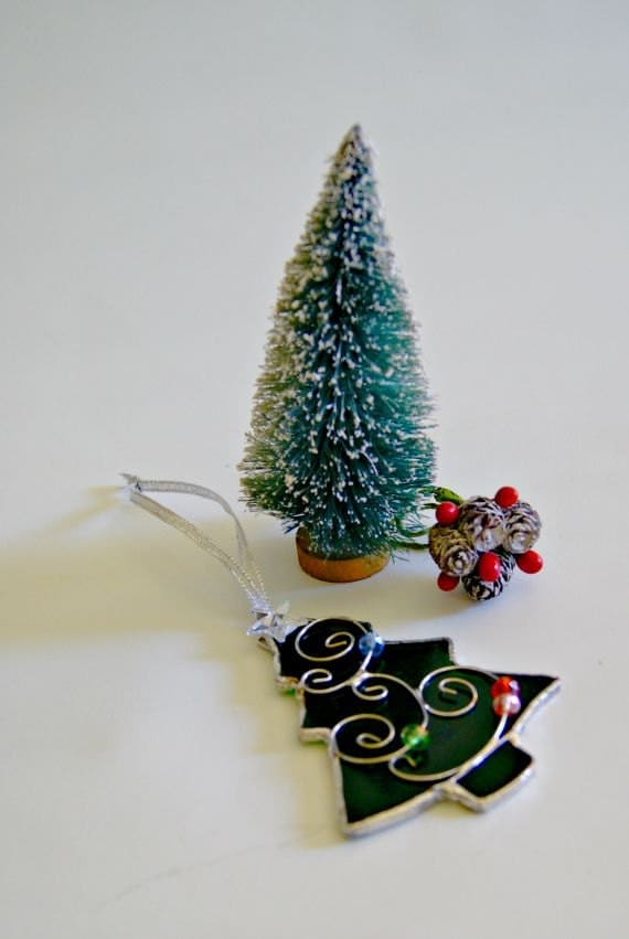 like this item - Glass Christmas Tree