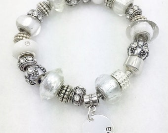 Nonna European Style Charm Bracelet