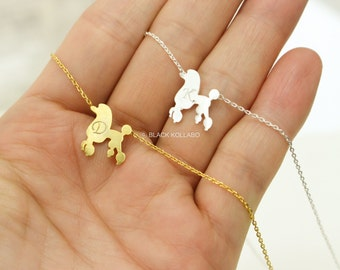 Initial Pet Necklace, My Doggy Necklace, Dog Necklace
