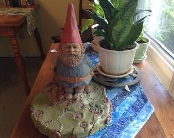 "Tom Clark Gnome - 10""  Forest Environment"