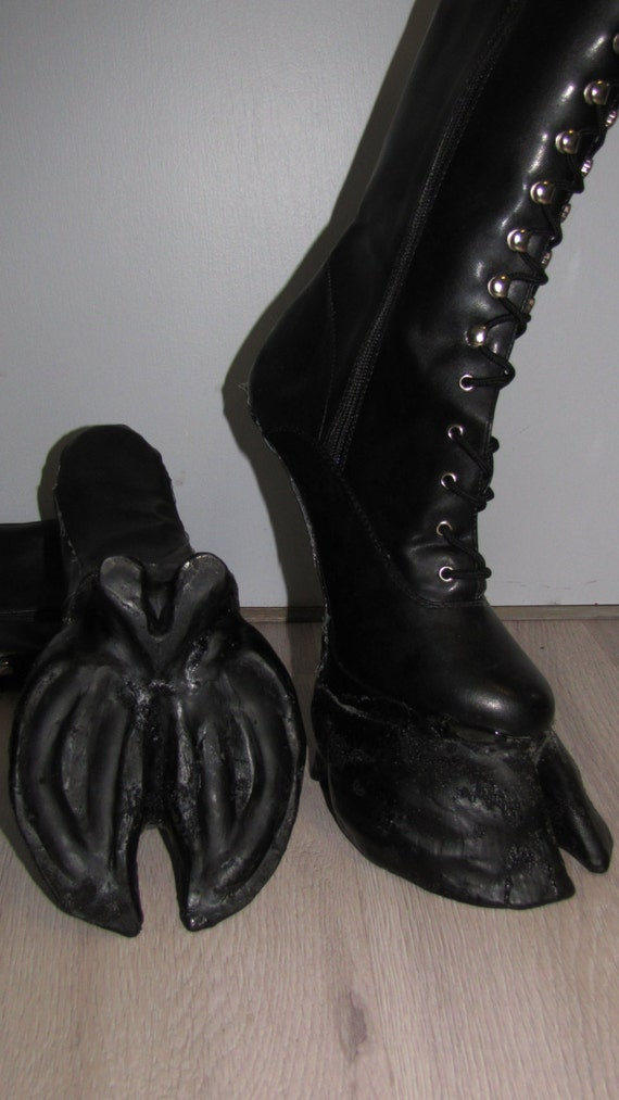 Cloven Hoof Boots