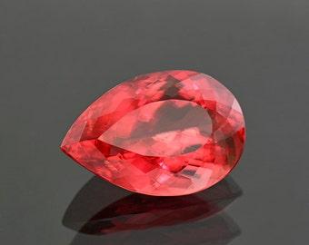 World Class Red Rhodochrosite Gemstone from Brazil 16.77 cts.