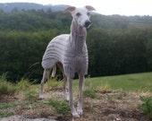 Italian Greyhound & Whippet Sleeved Sweater