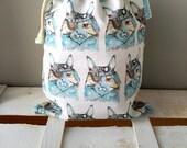 Atila Picnic Bag/ Made to Order