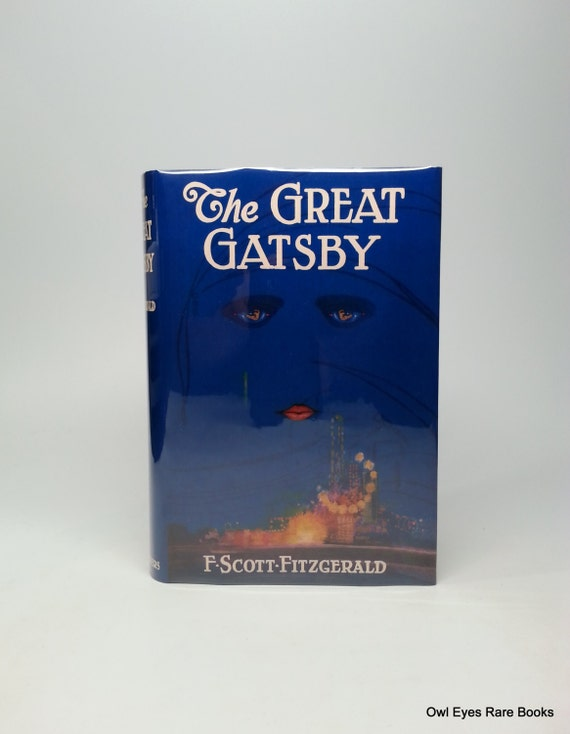 a historical overview of the print editions of the great gatsby by f scott fitzgerald