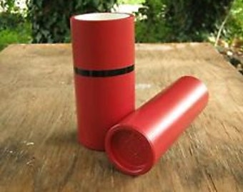 Red Paper Pot Maker - Perfect Seed Starter - Garden Addition - Great Gift Idea!