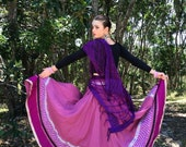 Gopi Skirt - Lehenga - Indian Bollywood Skirt belly dance