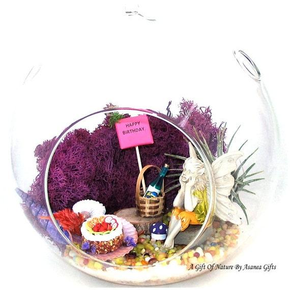 My Fairy Garden Birthday Terrarium Birthday Gifts For Mom